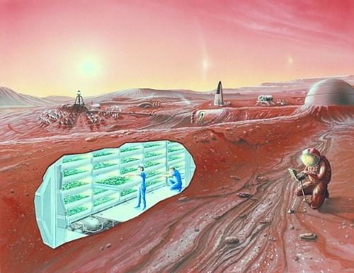 NASA THAM VỌNG TẠO OXY, MỞ ĐƯỜNG ĐỔ BỘ LÊN SAO HỎA