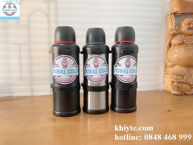 bình chứa nito lỏng làm kem giá rẻ